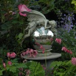 Fairy Gazing Ball